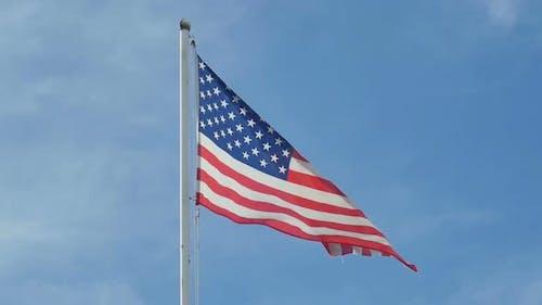 Flagge Amerikas
