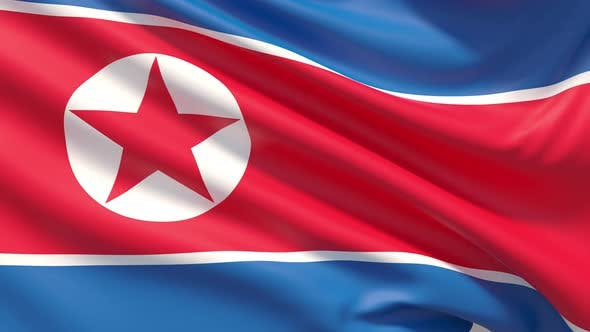Thumbnail for The Flag of North Korea
