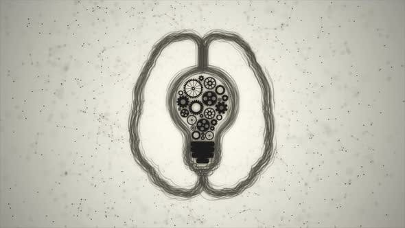 Thumbnail for Human Brain Creating a New Idea