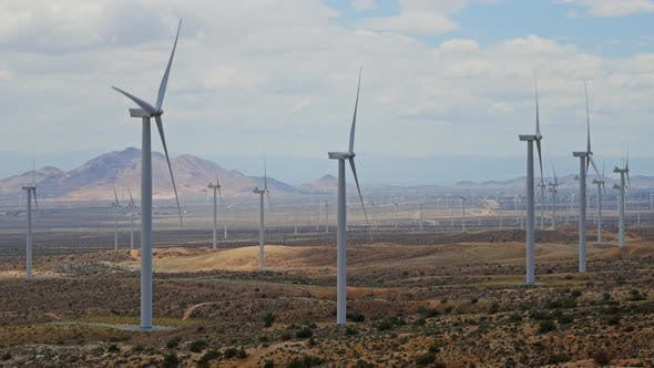Thumbnail for Wind Turbines In California