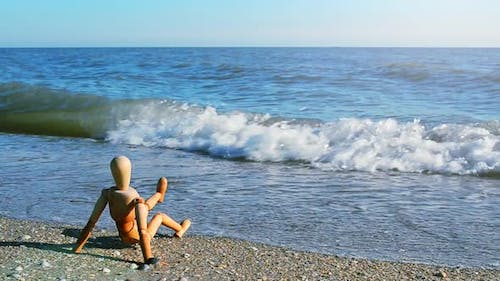 Dummy on the Shore