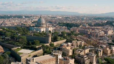 Vatican and Rome