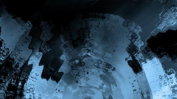 Thumbnail for Liquid Blue Grunge Background