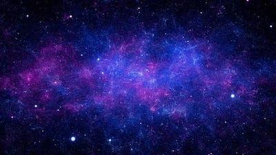 Galaxy Nebula Universe Space 4K