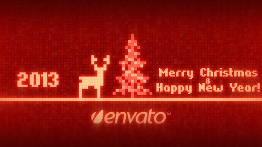 Cover Image for 8-bit Christmas