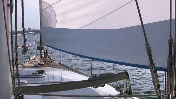 Thumbnail for Bow Of The Yacht