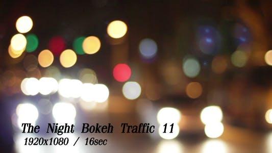 Thumbnail for The Night Bokeh Traffic 11