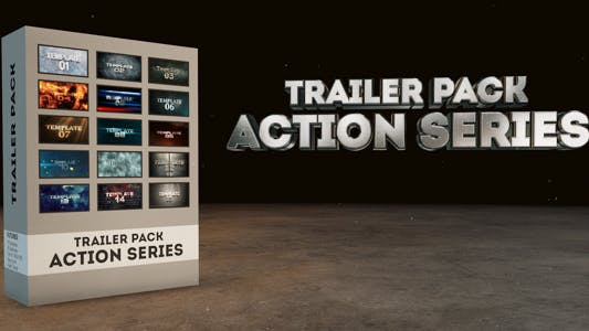 Thumbnail for Trailer Pack - Action Series
