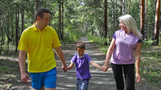 Thumbnail for Family Walk