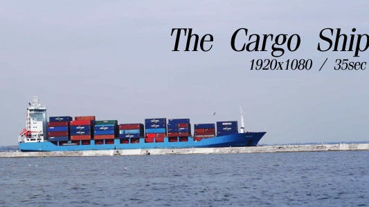 Cover Image for The Cargo Ship