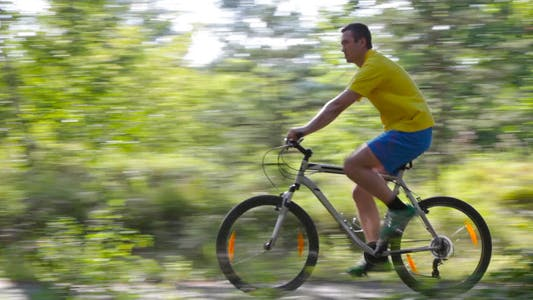 Thumbnail for Masculine Cyclist