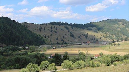 Chalets and Cottages Mountain Landscape