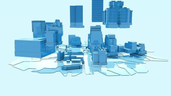 Thumbnail for Architecture Blueprint City