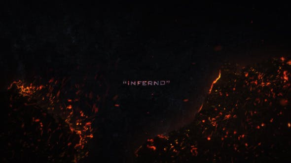 Inferno - Fire Titles
