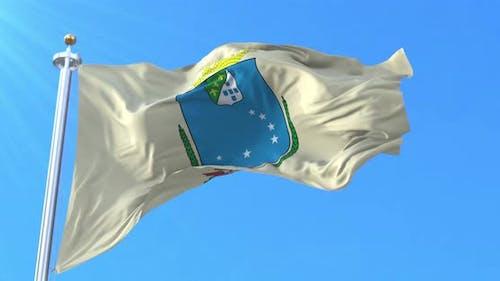 Sao Luis flag, Maranhao, Brazil