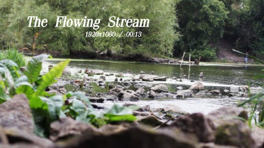 Thumbnail for The Flowing Stream 2
