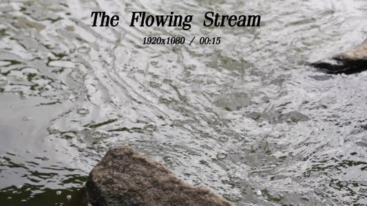 Thumbnail for The Flowing Stream 7