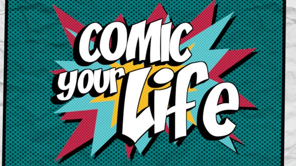 Thumbnail for Comic Your Life