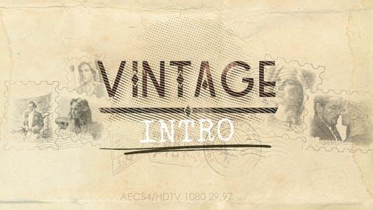 Thumbnail for Vintage Intro