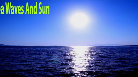 Thumbnail for Sea Waves And Sun