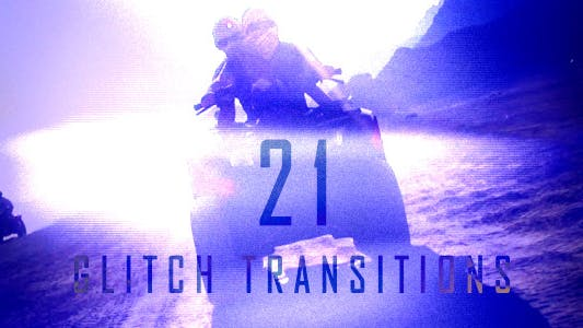 Thumbnail for Glitch Transitions 2
