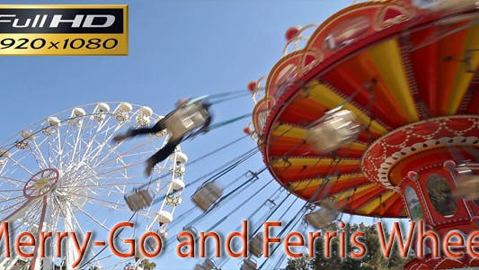Thumbnail for Merry-Go-Round And Ferris Wheel