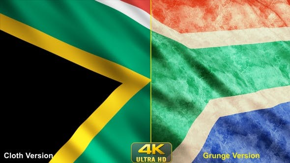 Thumbnail for South Africa Flags
