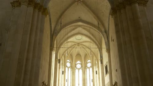 Saint Michael Roman Catholic cathedral in Alba Iulia