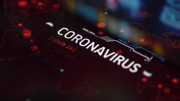 Thumbnail for Coronavirus Outbreak Background