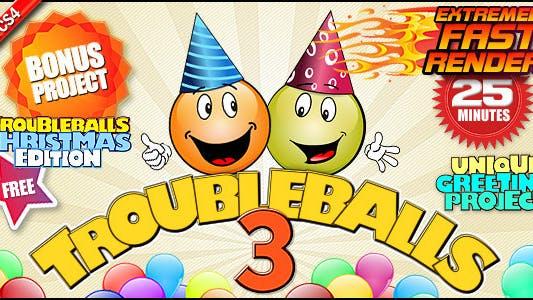 Thumbnail for Troubleballs 3 + Edición de Navidad