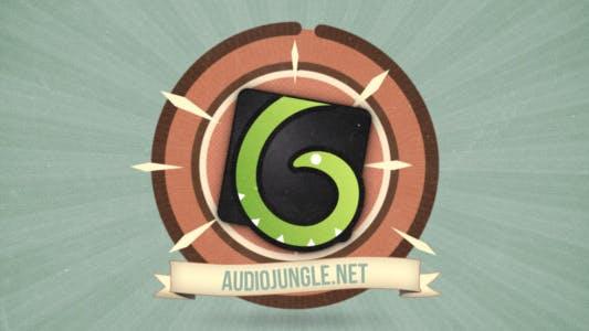 Thumbnail for Retro Logo Reveal