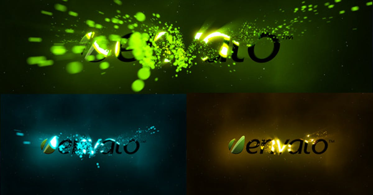 Download Particle Storm Logo Reveal by Madlistudio