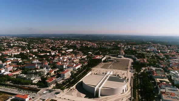 Thumbnail for Aerial View of Fátima, Portugal