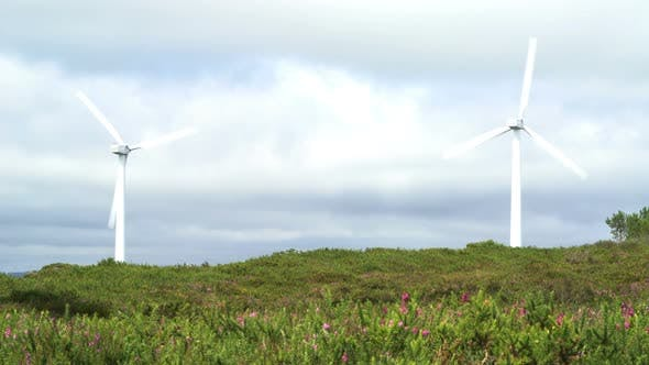 Thumbnail for Wind Power in the Mountains
