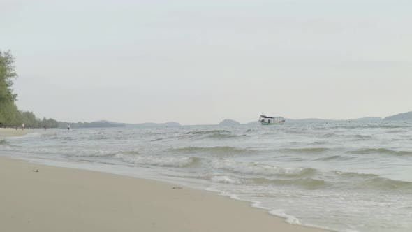 Thumbnail for Beach in Sihanoukville, Cambodia, Asia