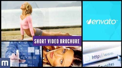 Short Corporate Video Brochure