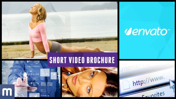Thumbnail for Short Corporate Video Brochure