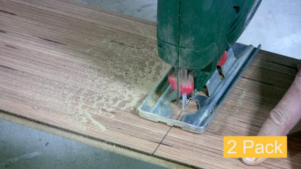 Thumbnail for Sawing Laminate (2-Pack)