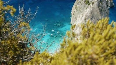 Mediterran Cliff Coast