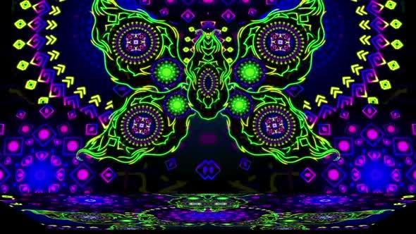 Thumbnail for Neon Schmetterling