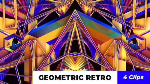 Geometric Retro