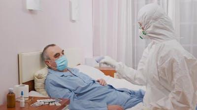 Control of Coronavirus Epidemic and Pandemic Prone Acute Respiratory Diseases. Temperature