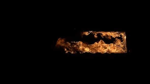 Thumbnail for Burning Doorway