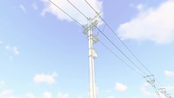 Thumbnail for Sketch Power Lines
