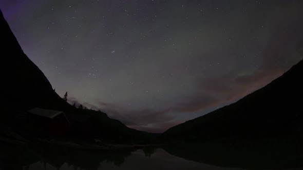Thumbnail for aurora borealis northern lights norway arctic sky stars