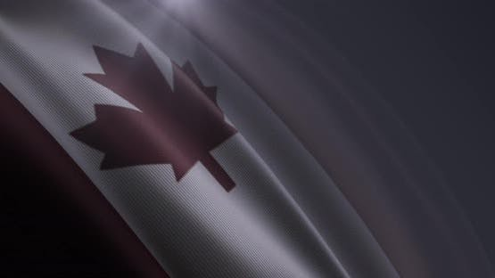 Canada Flag Loopable