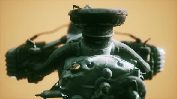 Thumbnail for Old Rustet Opposite Engine