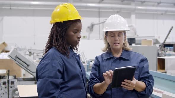 Factory Mentor Teaching Intern
