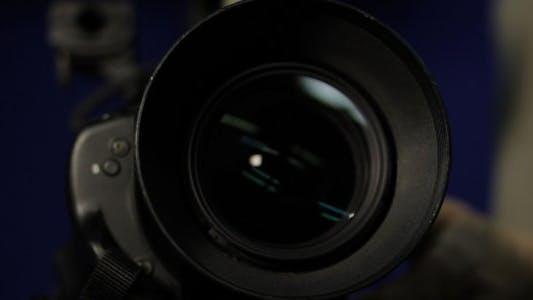 Television Camera Zoom