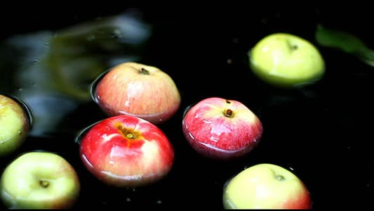 Thumbnail for Apples In The Water